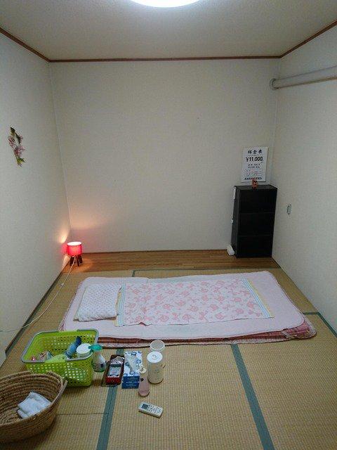 飛田新地のプレイルーム
