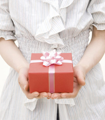 名刺はお客様への特別なプレゼント